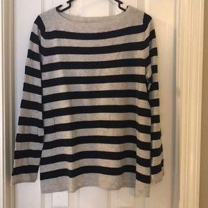Gap boat neck sweater